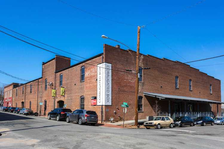 Corrugated Box Building Sells for $4.25 Million