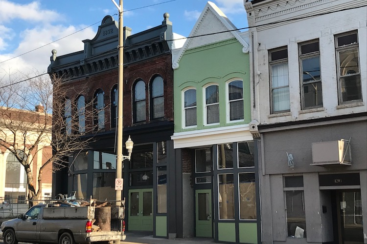 Hull Street Is Open For Business: Rezoning will Enable Restaurants, Grocers, and Density