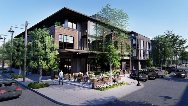 Thalhimer Realty Partners Announce 161 New Apartments for Manchester