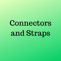 Connectors and Straps