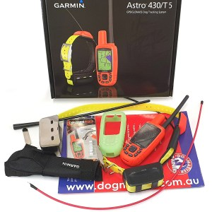 Garmin Astro 430 GPS Dog Tracking System