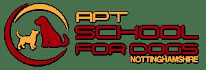 APT School For Dogs Logo
