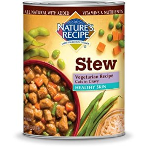 Wet Vegetarian Dog Foods