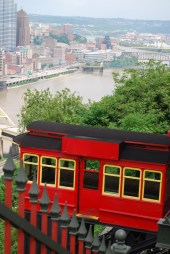 Pittsburgh incline rail