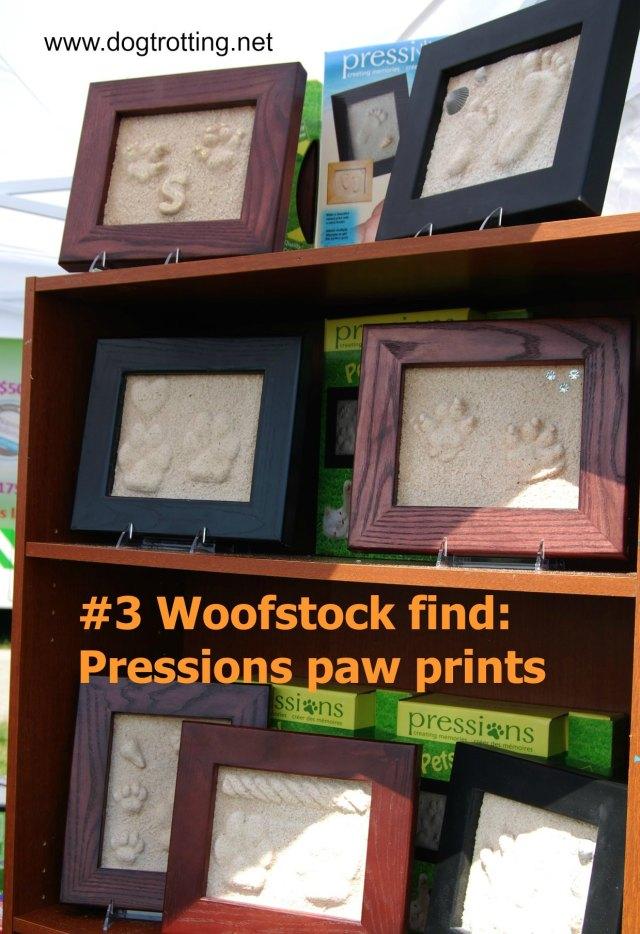 paw impressions woofstock