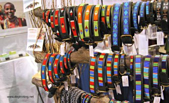 Canadian Pet Expo - dog collars www.dogtrotting.net