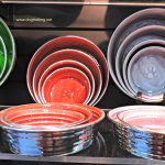 Colourful La Bol pet bowls from Loving Pets dogtrotting.net
