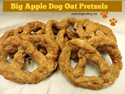 dog pretzels dogtrotting.net