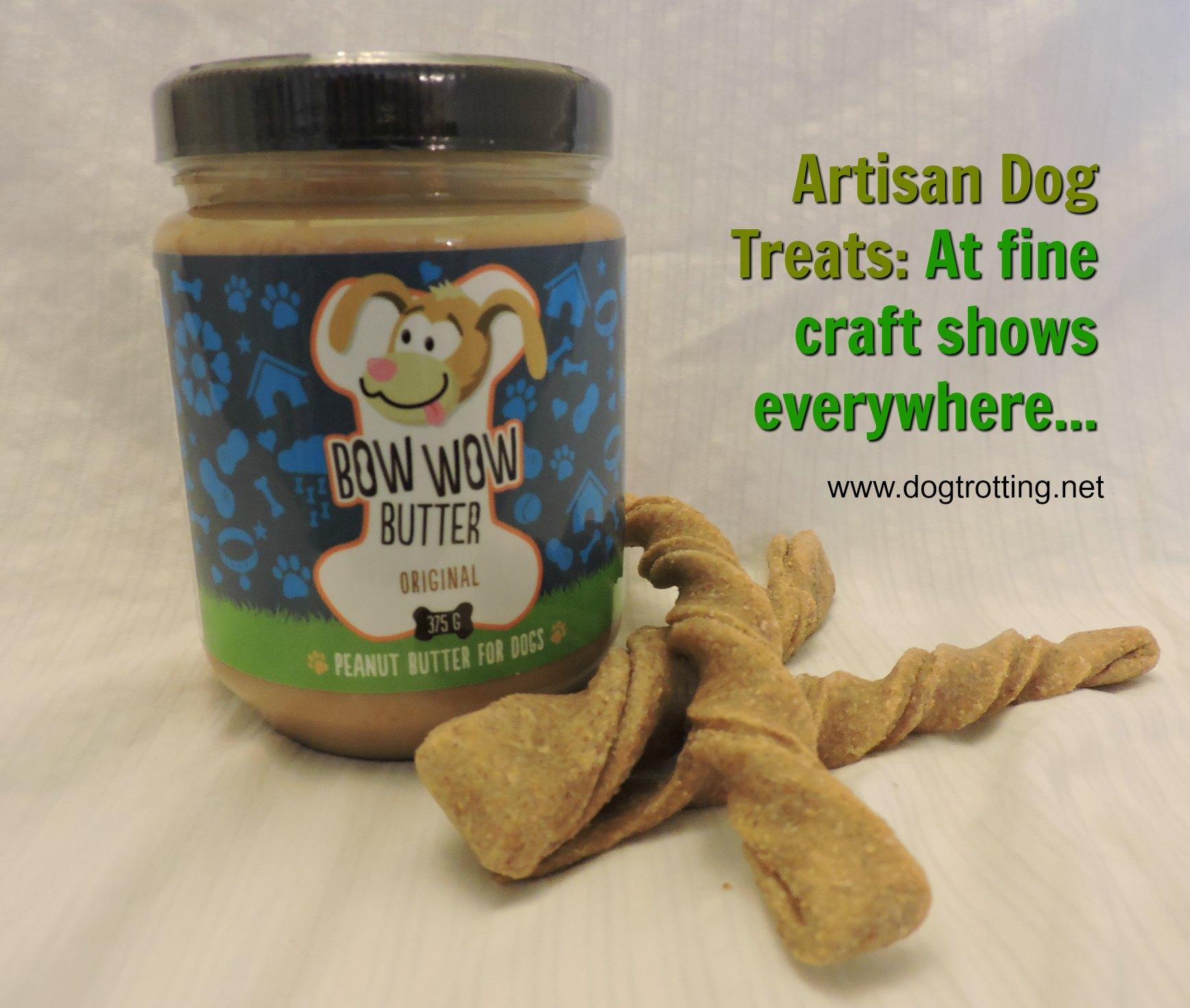 Bow Wow Butter - dog peanut butter