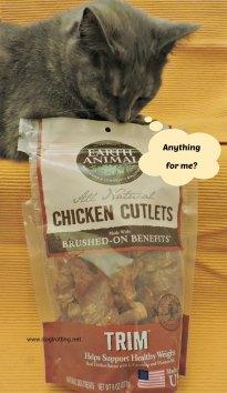 Earth Animal Chicken Cutlets