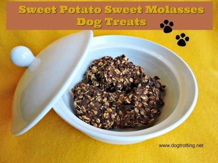sweet potato dog treats
