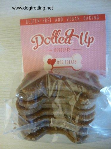dolled up dog treats