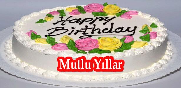Doğum Günü Kutlama Mesajları Resimli