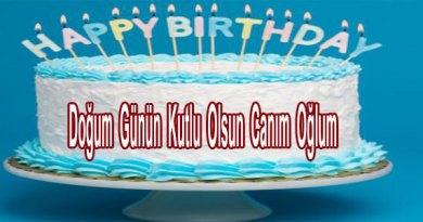 oğluma doğum günü mesajı whatsapp