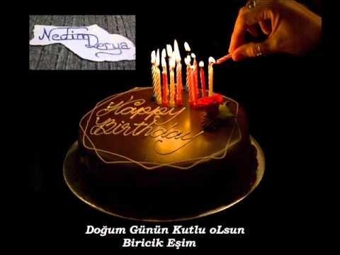 eşe doğum günü mesaji videosu
