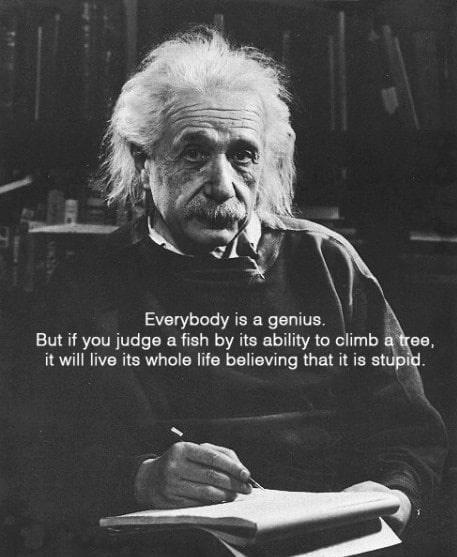 Einstein Quotes: Albert Einstein Dog Quote