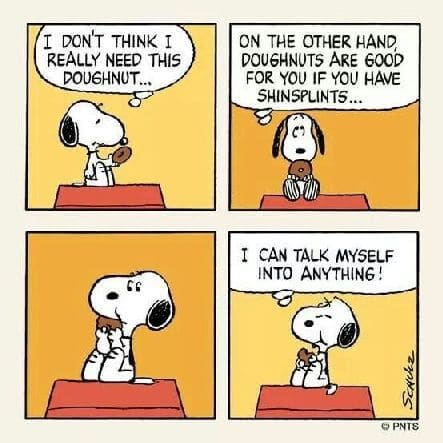 peanuts self motivation