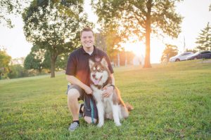 Jonathan - D.O.G. Obedience Group - Trainer & Event Coordinator