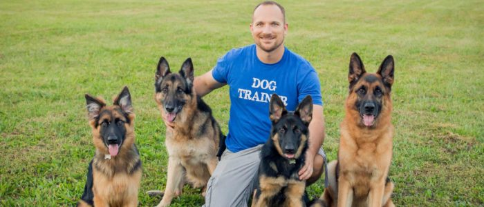 Chris White - D.O.G. Obedience Owner and Trainer