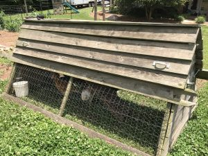 Chicken ark, chicken coop