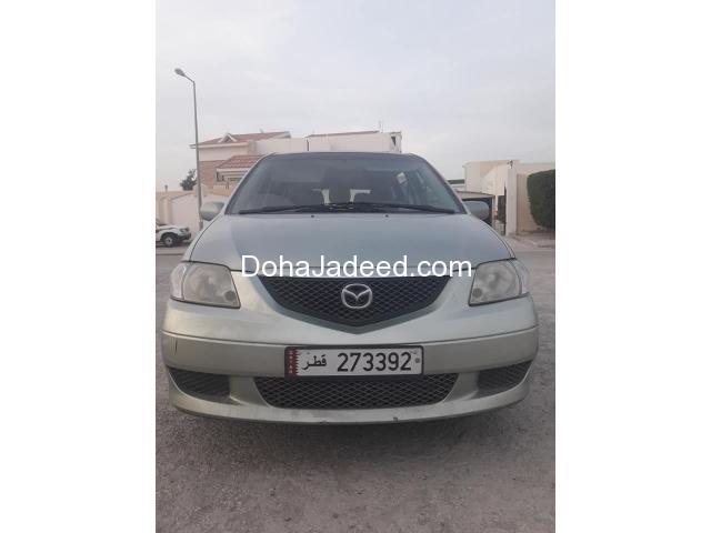 Mazda Mpv Doha Doha Jadeed
