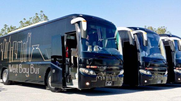West Bay bus
