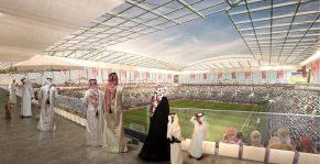 Al Rayyan Stadium design