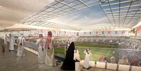Al Rayyan Stadium design