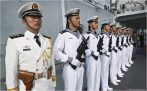 Chinese warships in Qatar