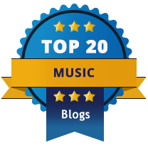 top 20 music blogs