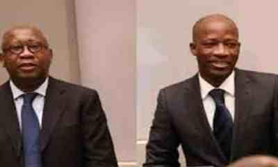Après l'acquittement de Laurent Gbagbo Blé Goudé Les Ivoiriens entre craintes et espoirs