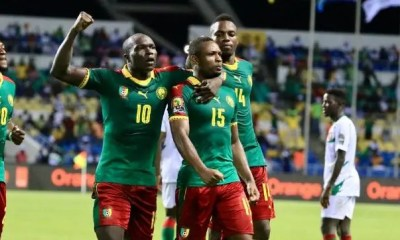 Can 2019 , Cameroun ,faï Collins, Absent Face ,guinée Bissau