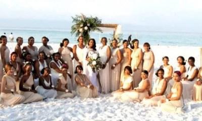 Elle Organise , Mariage , 34 ,demoiselles D'honneur ,photos