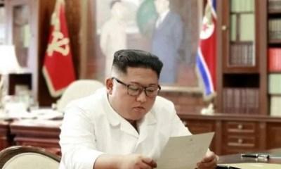 Kim Jong Un ,reçoit ,une Lettre, Excellente , Donald Trump