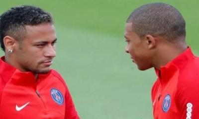 Kylian Mbappé,sa Démarche, Neymar, Psg