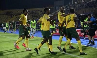 La Can 2019, En Direct ,l'afrique Du Sud ,bat ,namibie (1 0), Deuxième Match , Cameroun , Samedi