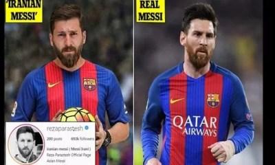Le Sosie , Lionel Messi ,accusé D'avoir Utilisé, Popularité , Coucher ,23 Femmes, Il Réagit ,vidéo