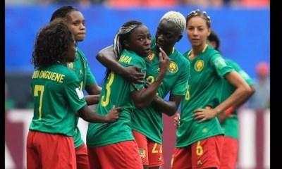 Mondial Féminin , La Fifa ,ouvre , Procédure Disciplinaire ,encontre, Cameroun