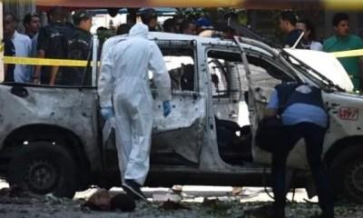 Tunisie, Double Attentat, Suicide ,forces De Sécurité
