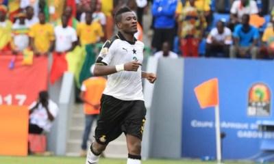 Asamoah Gyan Buteur 0