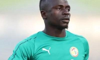 Ballon D'or Africain,l'afrique Du Sud, Ouvre ,voie Royale,sadio Mané