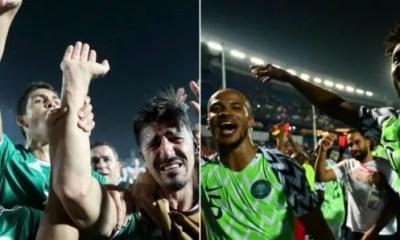 Can 2019 , Parfum De Finale Avant , Demie ,algérie , Nigeria