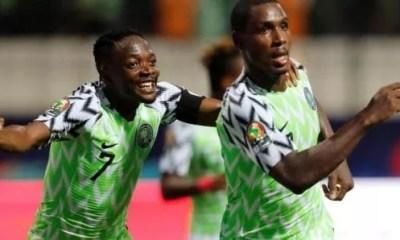 Can 2019,le Nigeria ,passe En Quarts, Cameroun ,rentre