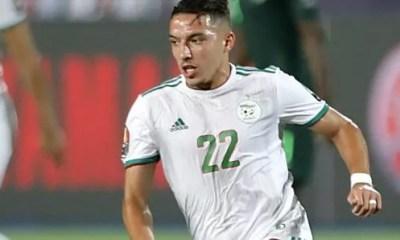 Can 2019,l'algérien Bennacer, Meilleur Joueur De La Can