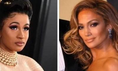 Cardi B, Jennifer Lopez, Strip Teaseuses,vidéo