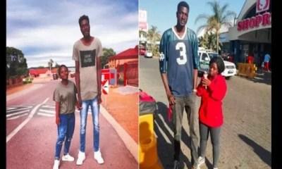 Ce Couple, Sud Africain, Affole La Toile , Raison Particulière