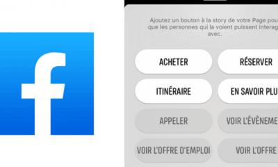 Facebook L'ajout Des Liens Aux Stories Des Pages Est Maintenant Possible