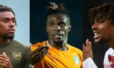 Football, Alex Iwobi ,met En Garde,arsenal à Cause,wilfried Zaha