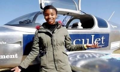 Inspiration Des Adolescents Africains, Volent ,de Cape Town ,caire , Avion ,qu'ils Ont Construit