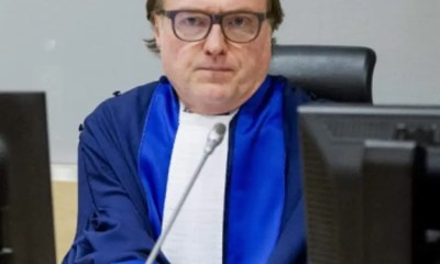 Juge De Cpi